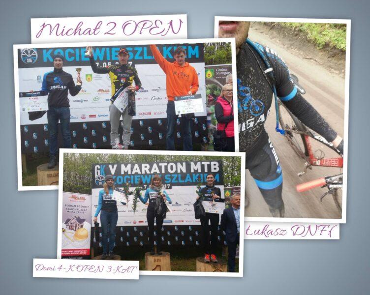 Maraton MTB Kociewie Szlakiem 2017